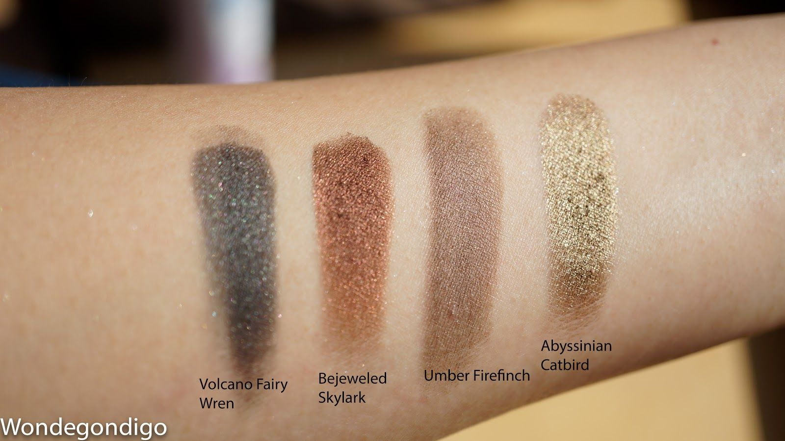 Long-Lasting Eye Shadow by rouge bunny rouge #4