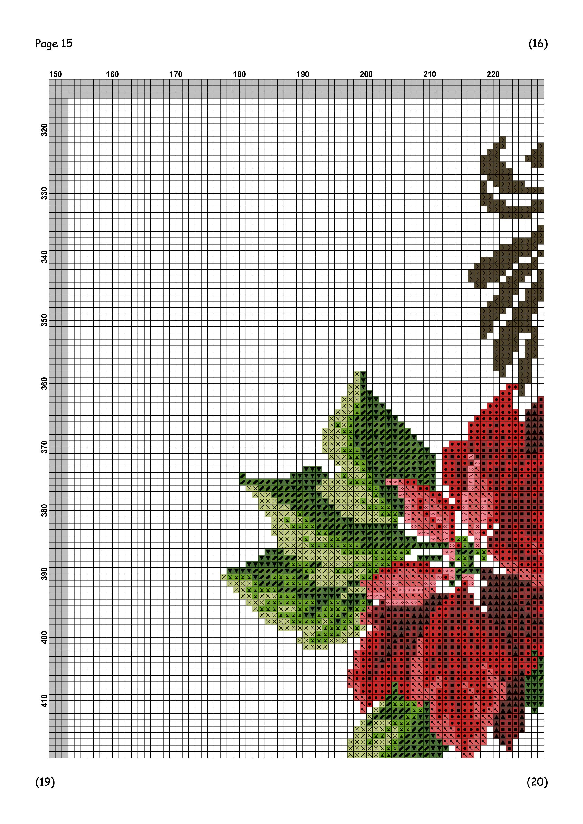 Pin de Carla Tejada en navidad | Pinterest | Punto de cruz, Patrones ...