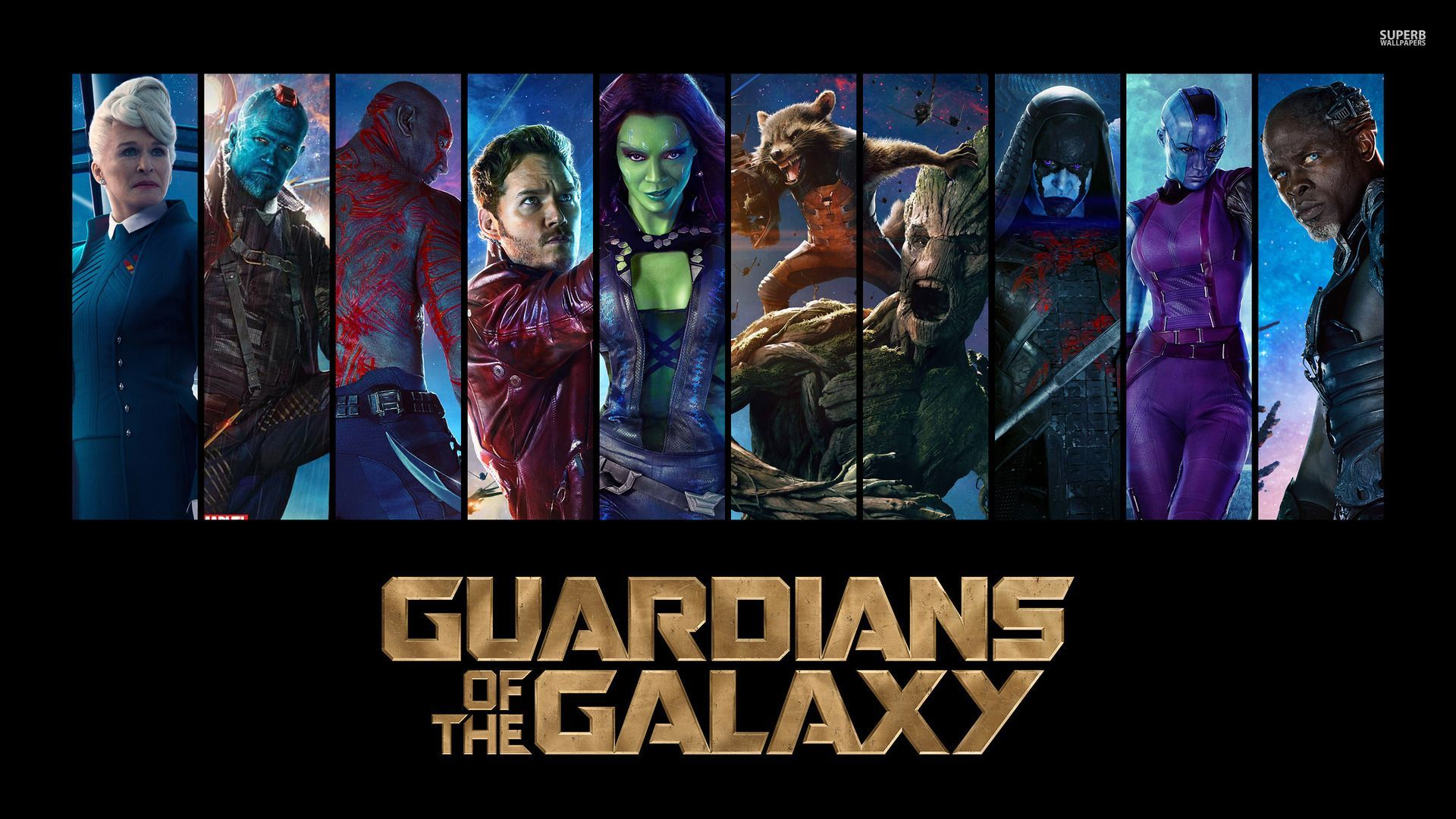 The Guardians Of The Galaxy Wallpapers Wallpaper Galaxy Movie Guardians Of The Galaxy Guardians Of The Galaxy Vol 2