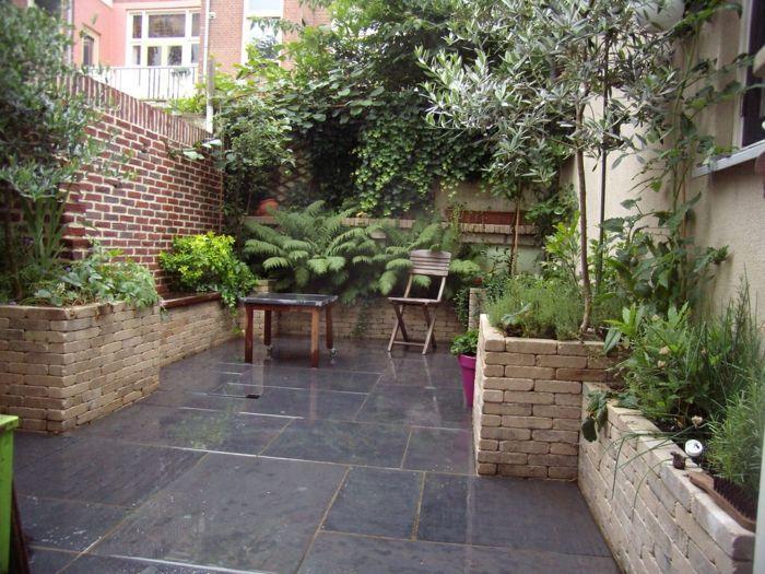 110 Garten Gestalten Ideen In City Style Wie Sie Den Aussenbereich
