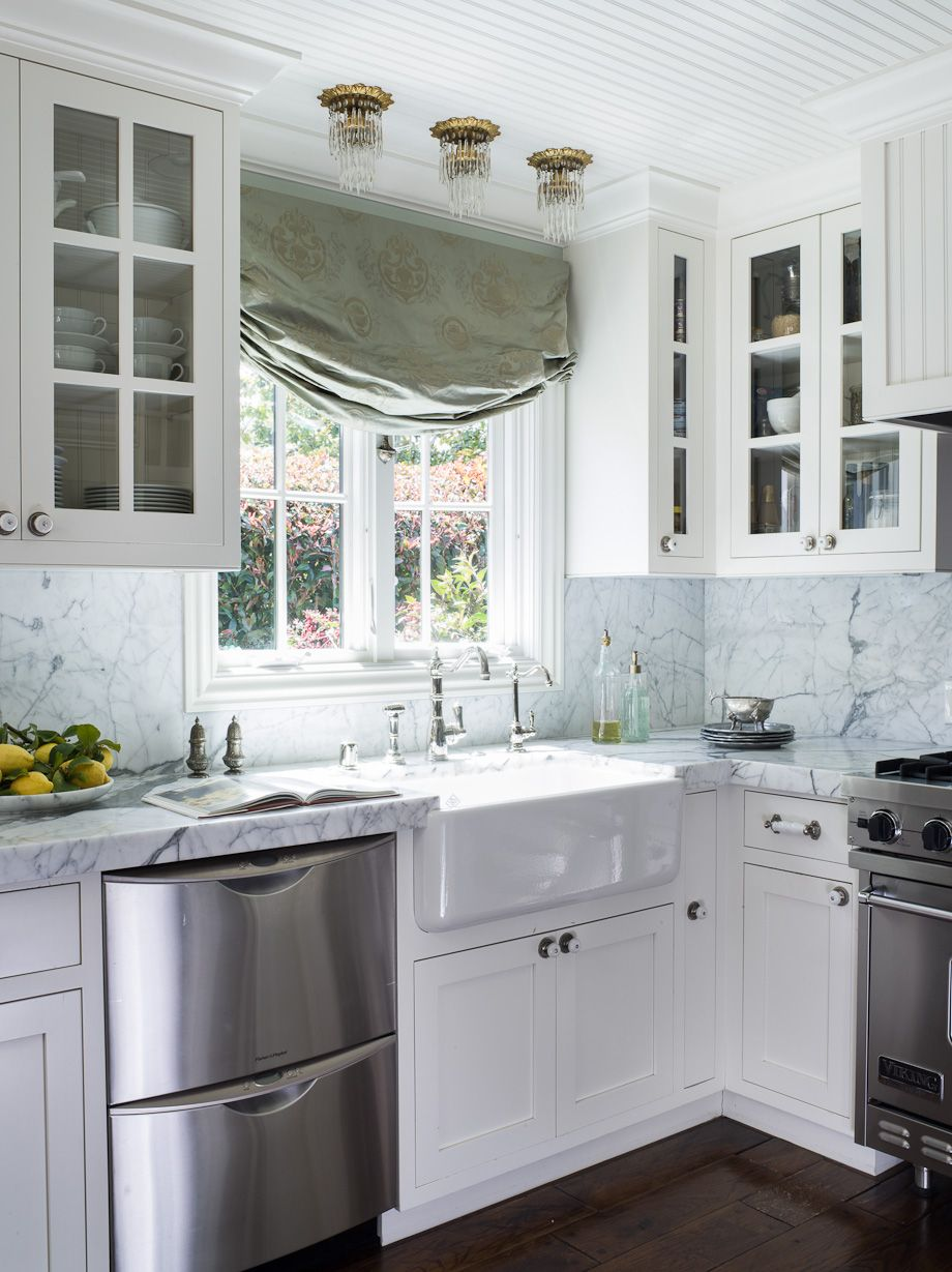Pin by Priority Window Valances on White Kitchens | Pinterest ...