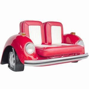 VW Beetle Sofa Red | VW Beetle Seat Novelty Furniture   Buy At Drinkstuff  On Wanelo