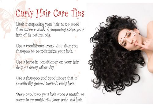 Great Tips And Techniques To Make The Most Of Your Hair Curly