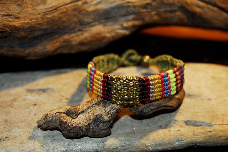 Simple bracelet unisex bracelet macrame bracelet men bracelet