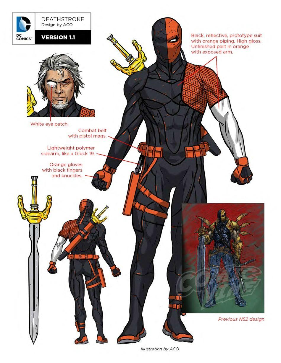 Superhero manga albums tag character huntress