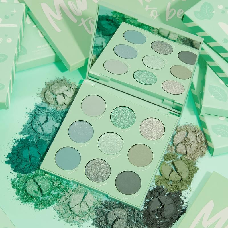 Mint To Be in 2020 Colourpop, Mint eyeshadow, Colourpop