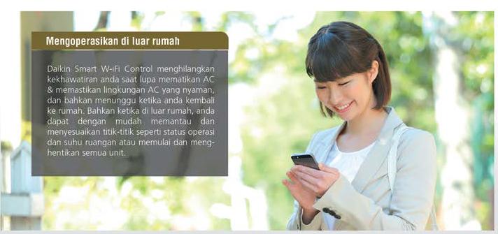 How Ac To Be Smart With Wi Fi Control Energi Operasi Penghematan Energi