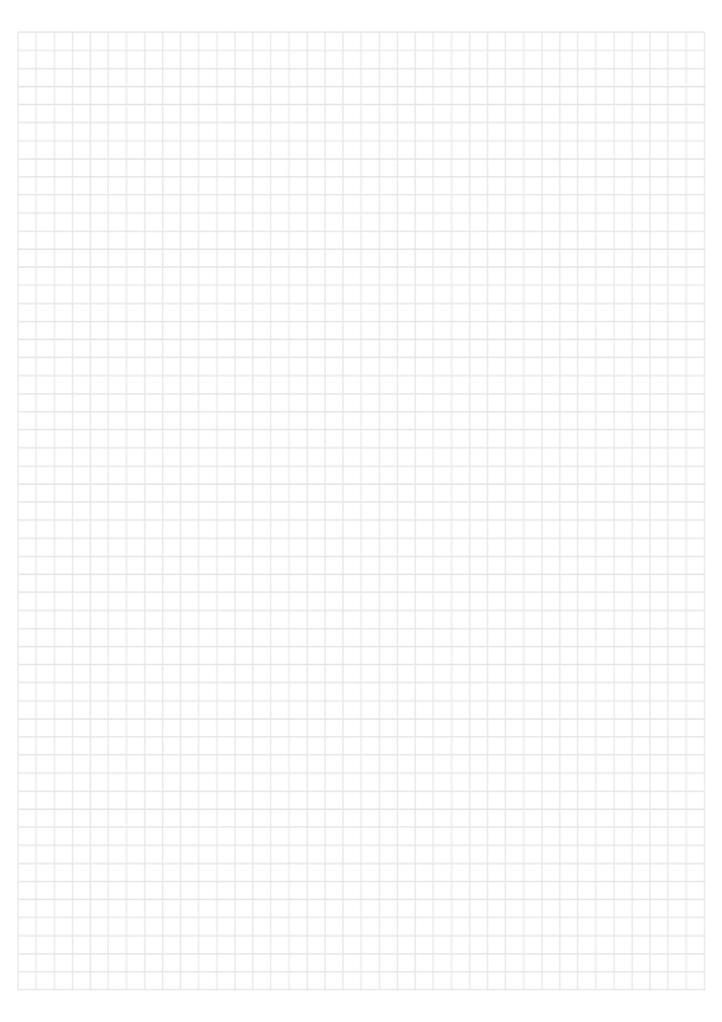 Folha Quadriculada Para Imprimir Planner Papel Quadriculado Para