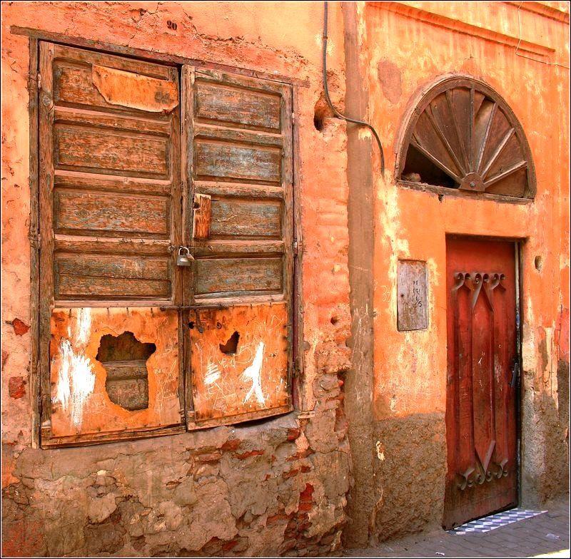 Mellah, Marrakech, Morocco