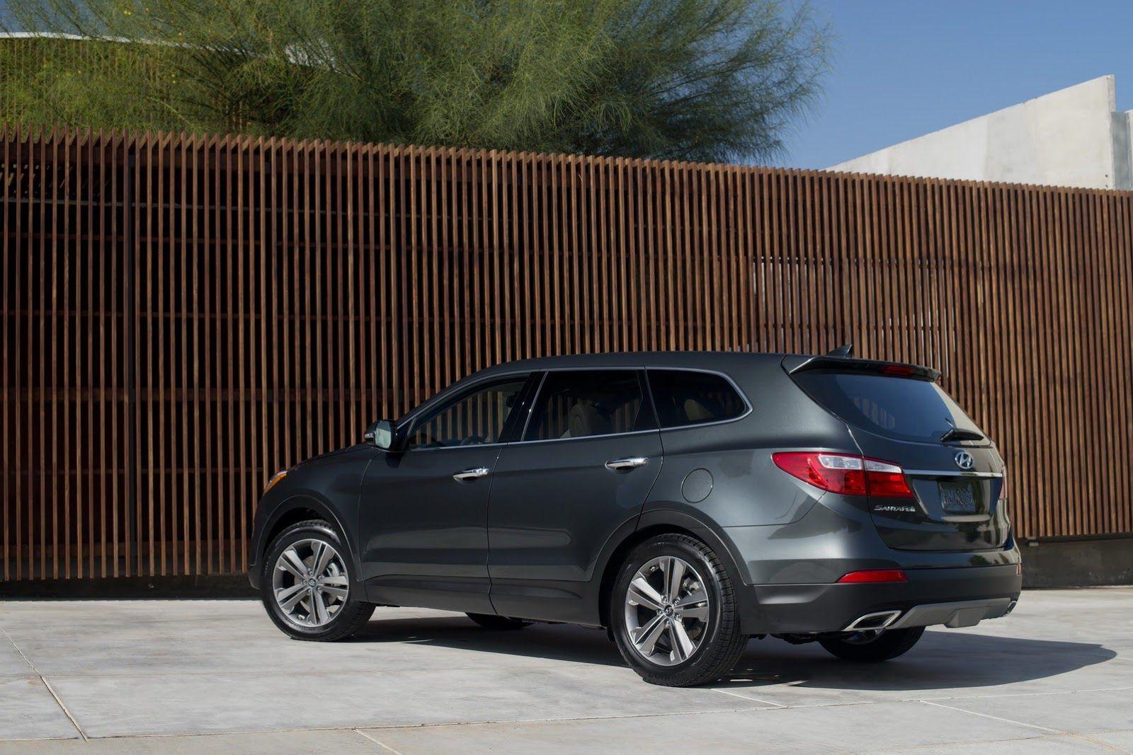 2012 6/7 Penger Hyundai Santa Fe | Hitting the road | Pinterest