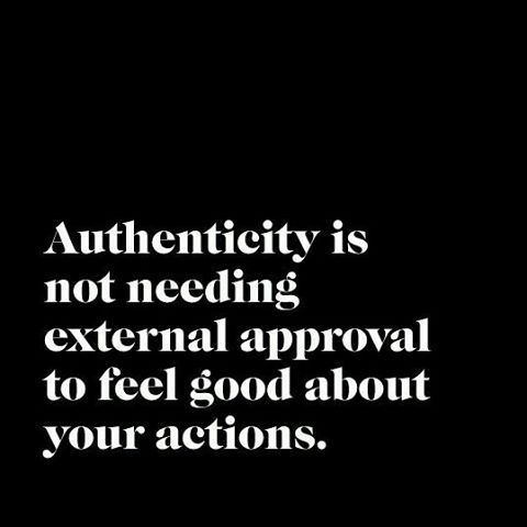 """#authenticity #quotestoliveby"" Photo taken by @quote._.licious on Instagram, pinned via the InstaPin iOS App! http://www.instapinapp.com (07/13/2015)"