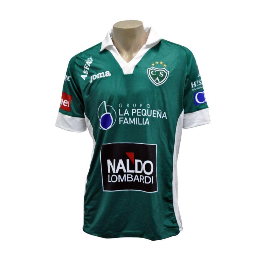 Sarmiento de Junin Camisetas De Fútbol 048cbda055a5a