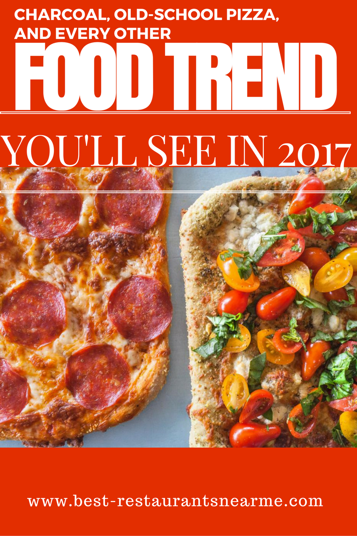 What's New | Food Trends + Articles | School pizza, Food trends, Old