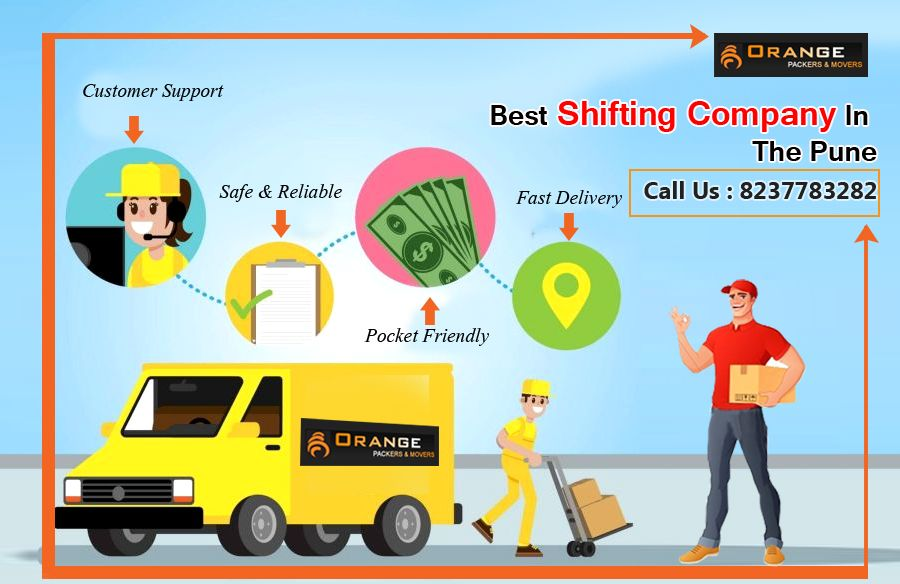 Best Shifting Company In Pune Customer Support Safe Reliable