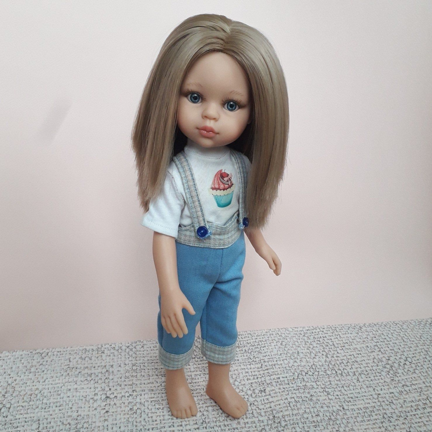 New pattern for doll