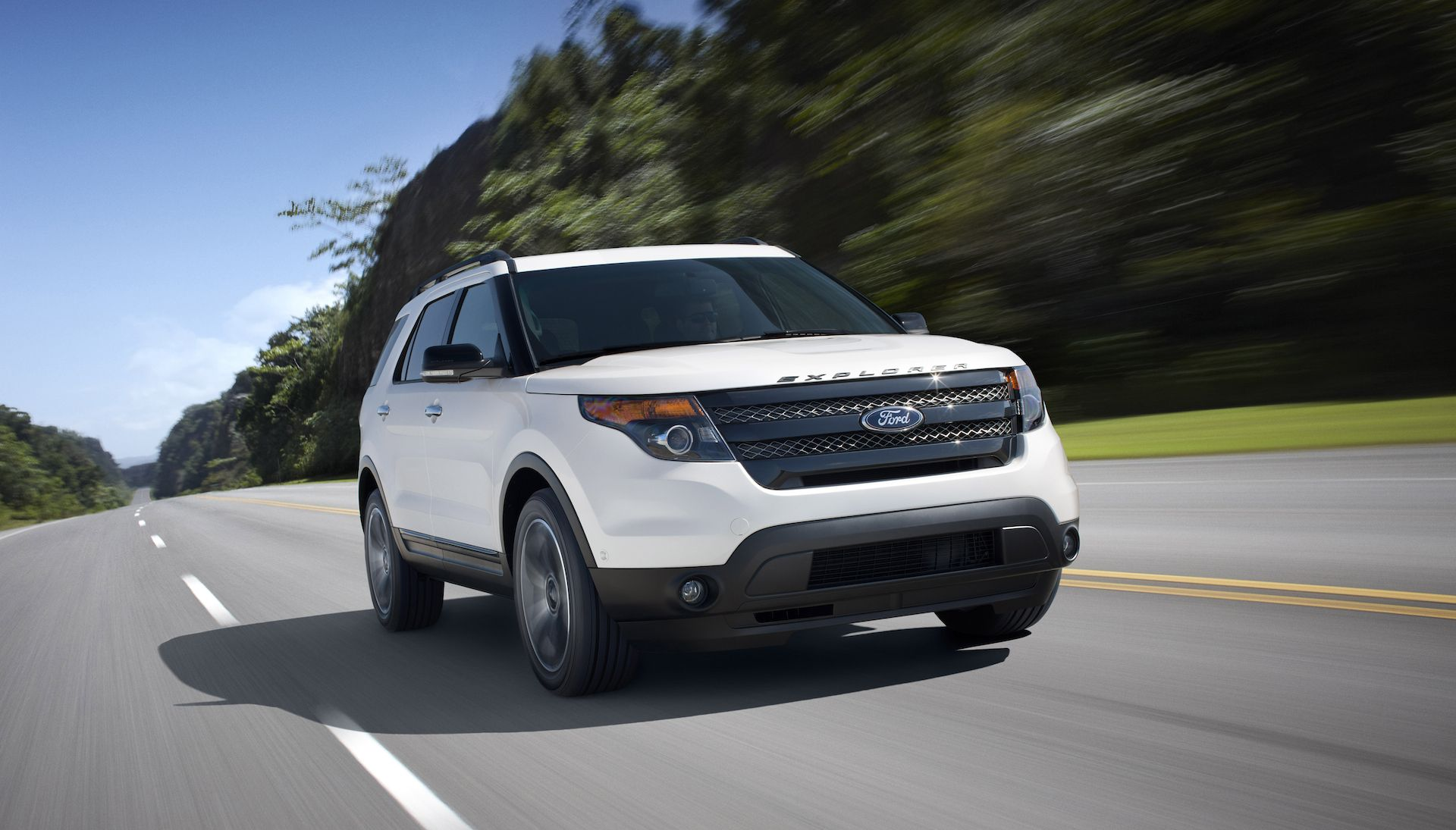 2015 Ford Explorer Review, Specs and Engine 2015 Ford