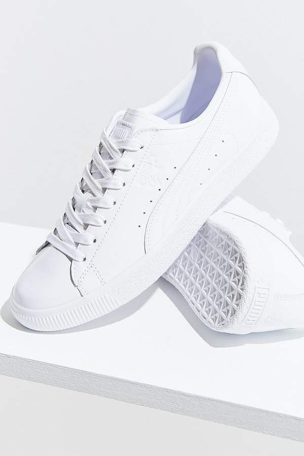 a6f8c6b7e47d20 Puma Clyde Dressed Part Three Sneaker  Sneakers