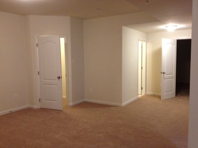 Finished Basement with Full Closet 7810 Mystic River Terrace, Glen