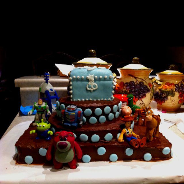 Birthday Cake For My Nephew Nicholas My Own Creations Pinterest