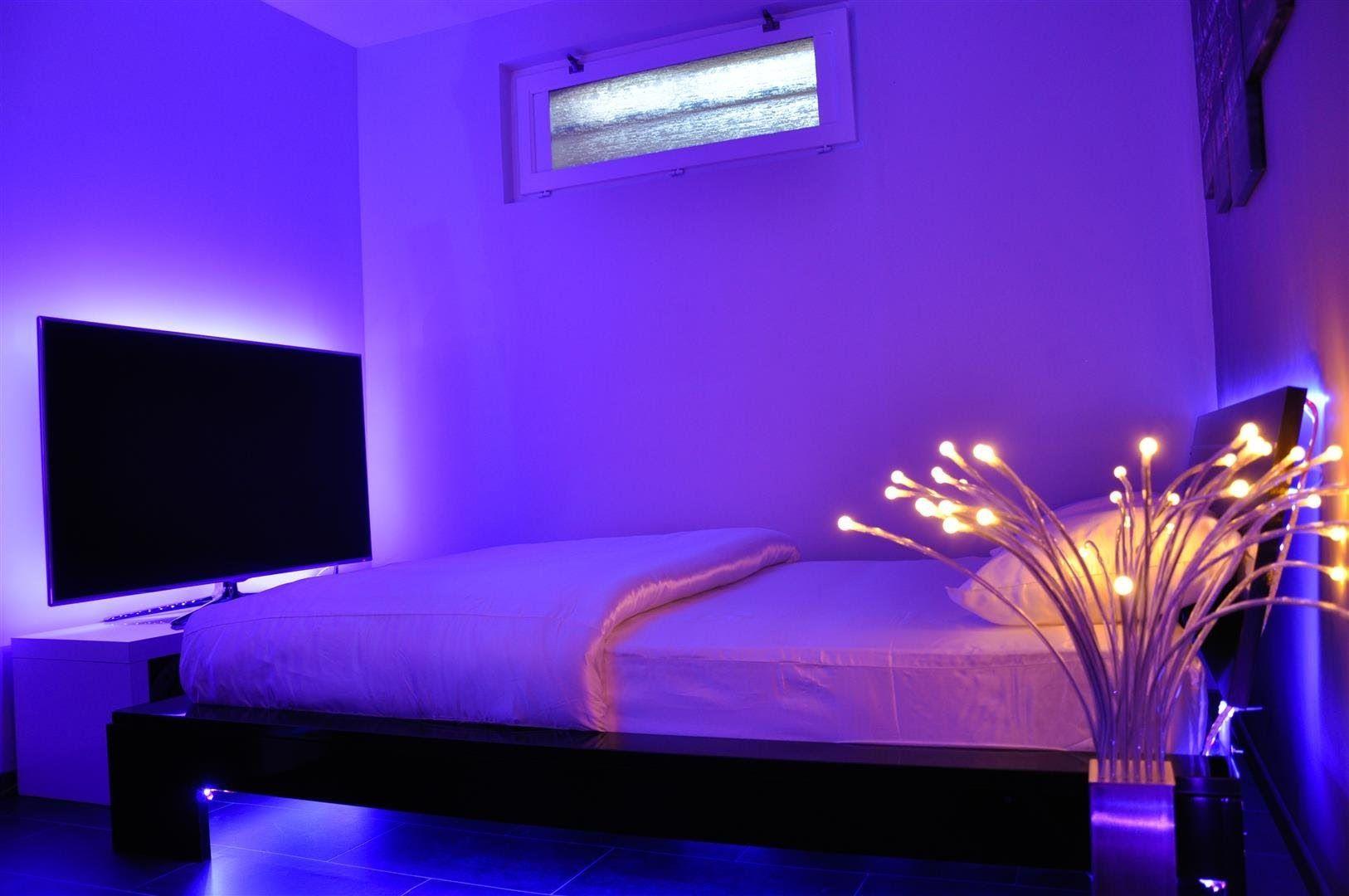 Led Strip Rgb 5050 Multicolor 300 Light Lighting Room Elegant