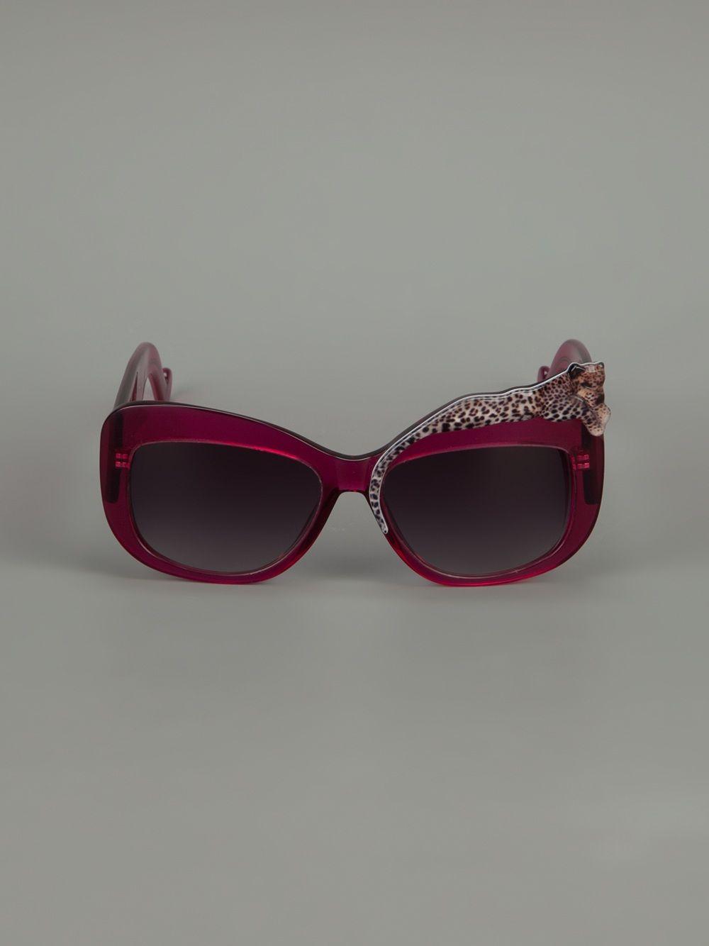Anna Karin Karlsson- 'Rose Et La Mer' Sunglasses