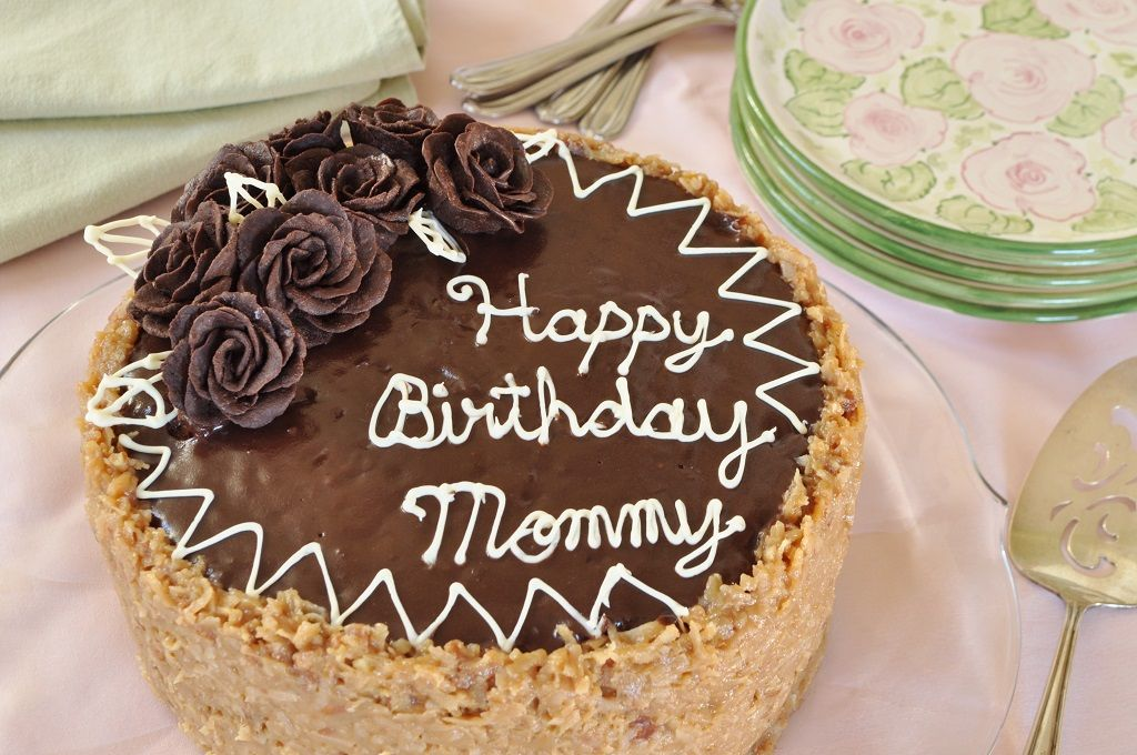 German Chocolate Cake With Images Cool Birthday Cakes New