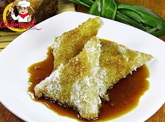 Kue Lupis Ketan Club Masak Food Indonesian Food Malay Food