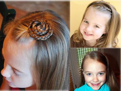 3 peinados para niñas paso a paso piratamorgan Peinados y - peinados de nia faciles de hacer