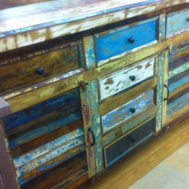 Distressed Chest Of Drawers Trees And