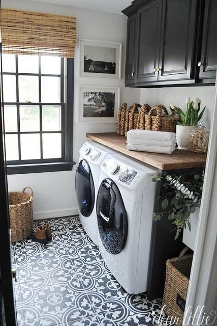10 Laundry Room Ideas We Re Obsessed With Laundry Mud Room Laundry In Bathroom Laundry Room Inspiration