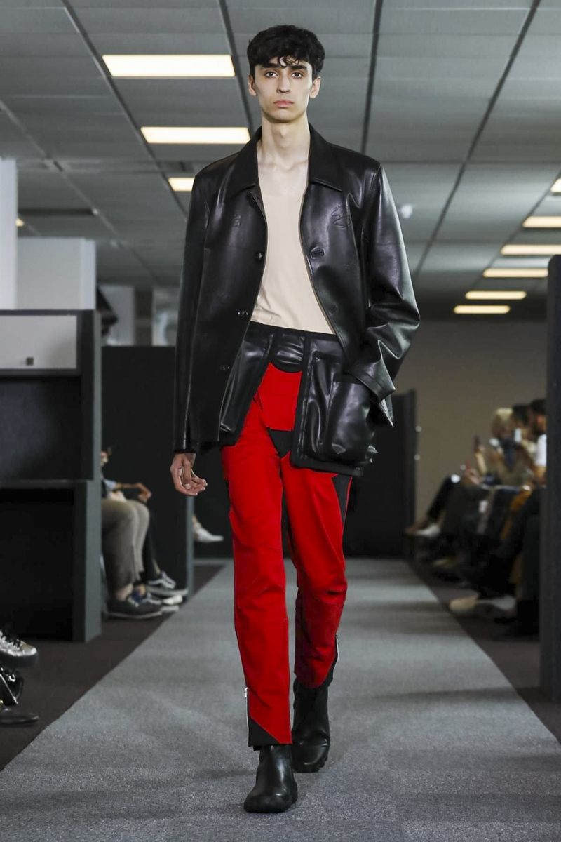 Berthold Fashion Show Menswear Collection Spring Summer 2018 In London 915e8a494ab7