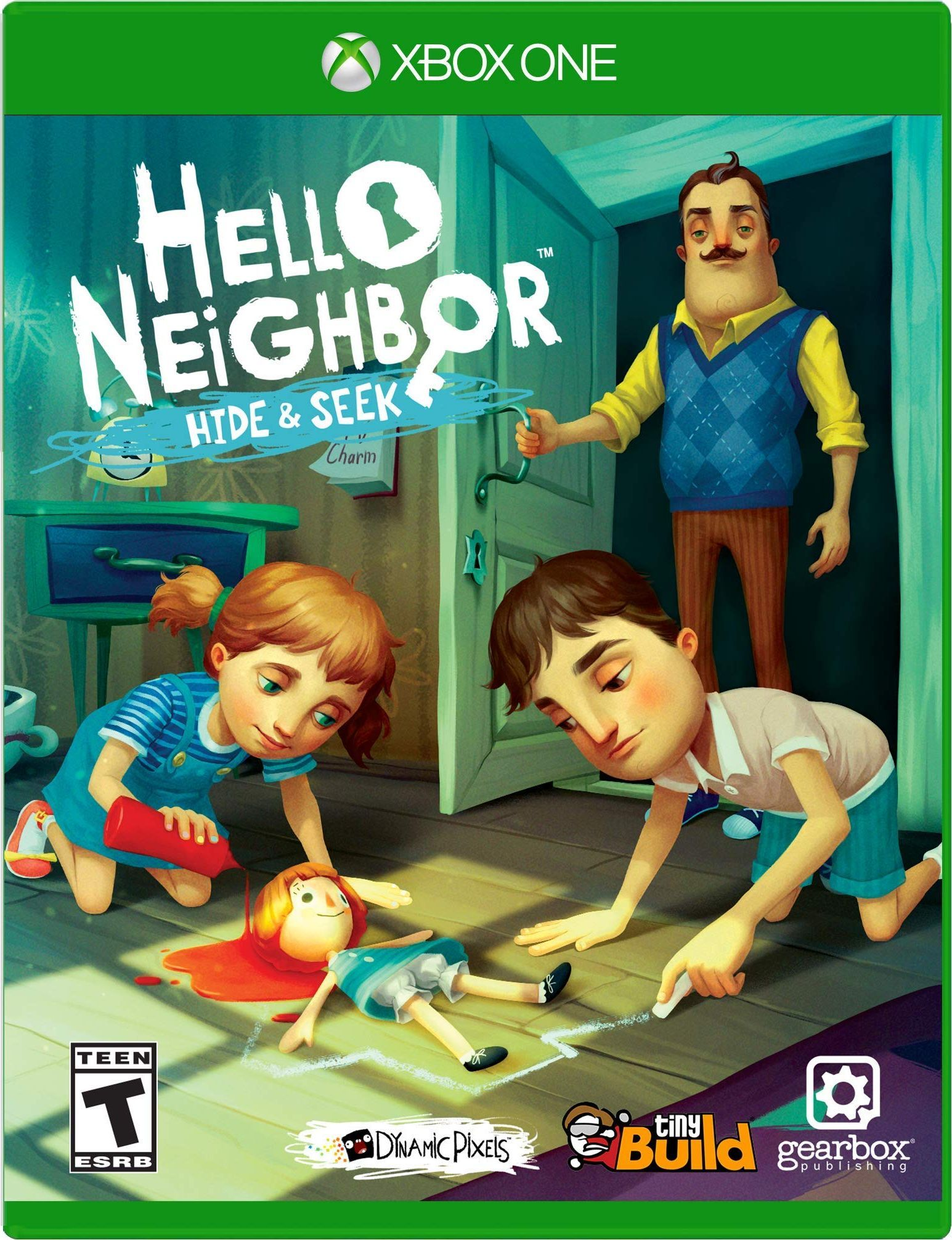 hello neighbour free download ps4