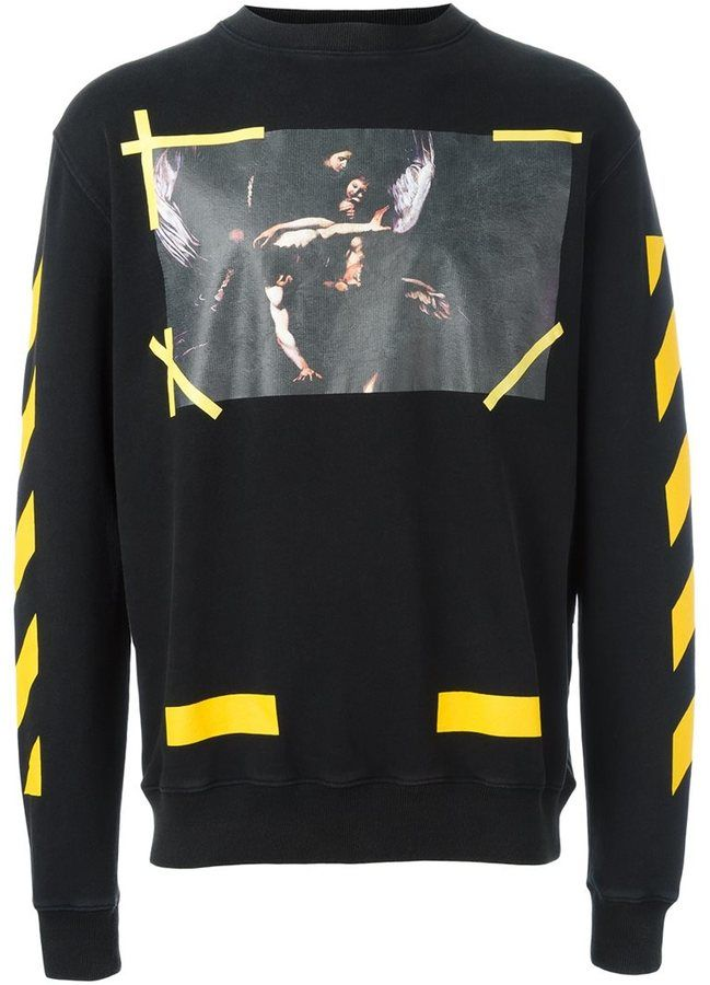 030fe7e2571f Off-White  7 Opere  sweatshirt