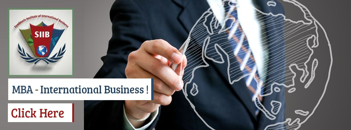 MBA in International Business. Click here to know more