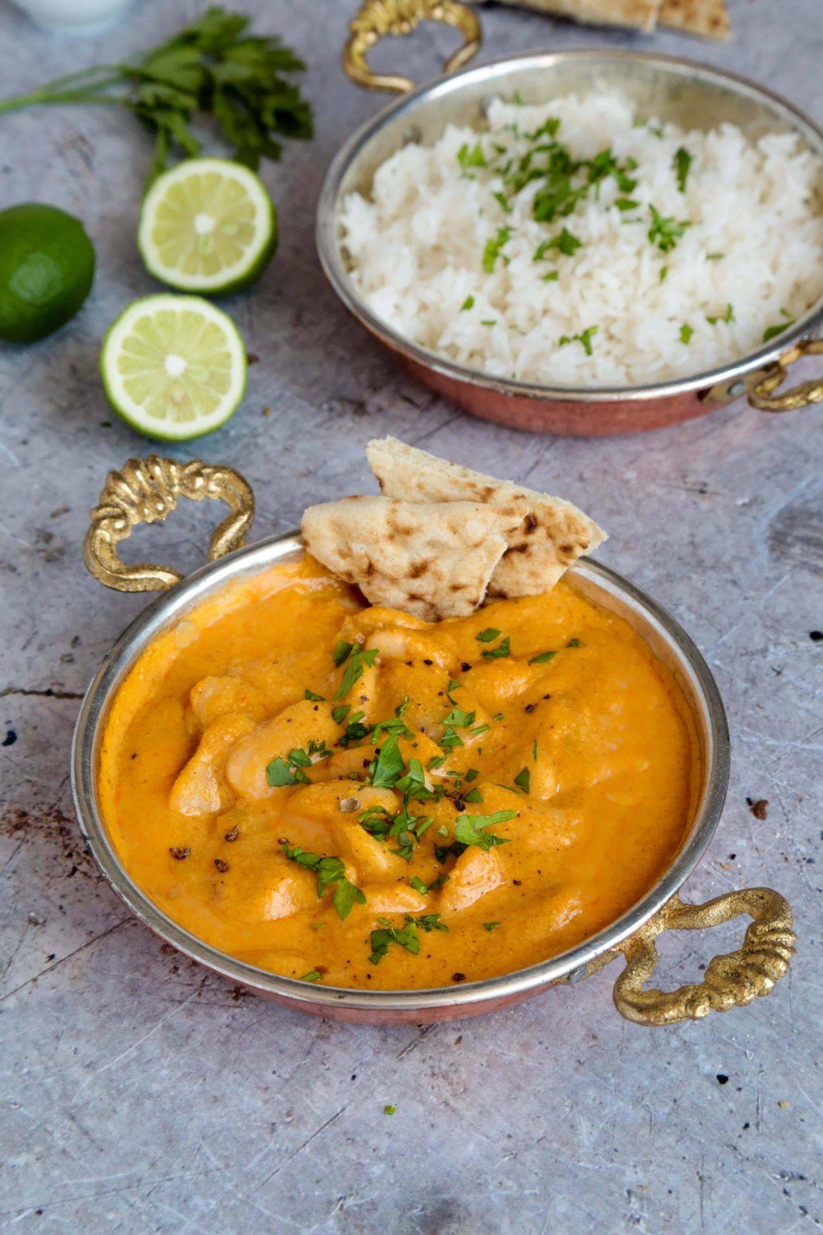 Simple Vegan Coconut Korma Recipe Little Sunny Kitchen Coconut Korma Recipe Korma Recipe Vegan Korma
