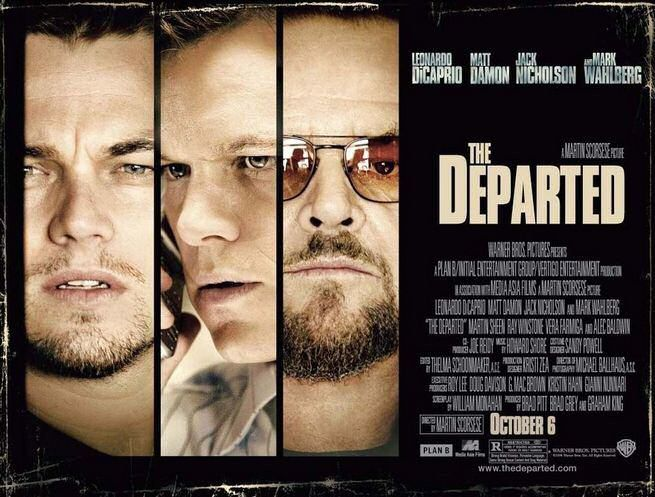 Google Image Result For Http Thecia Com Au Reviews D Images Departed Poster 1 The Departed Movies Movie Posters