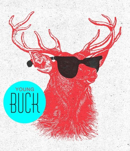 Designspiration — All sizes | Young Buck. | Flickr - Photo Sharing!