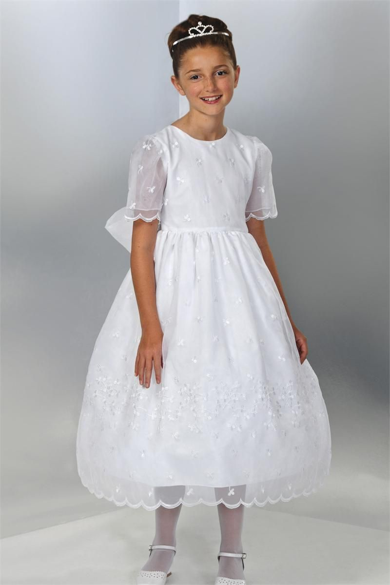 First communion dresses irish lace