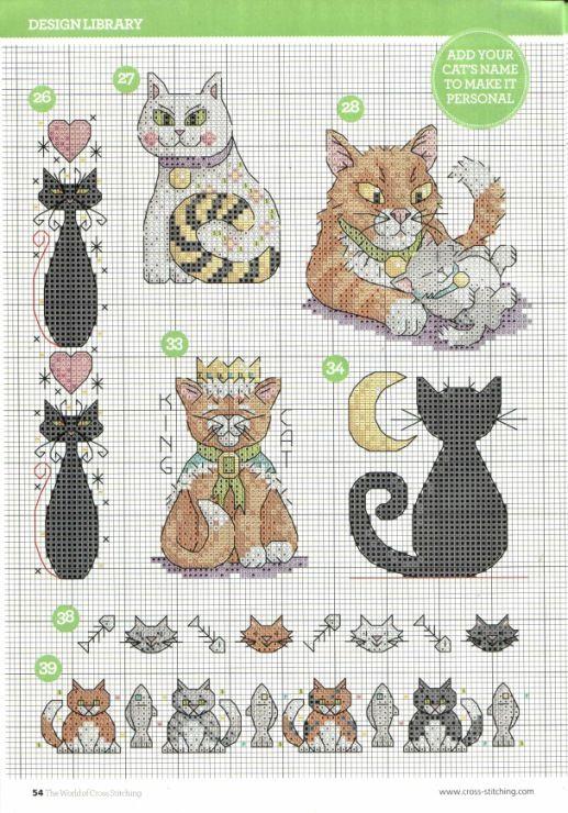 Caterpillar D8 counted cross stitch kit//chart 14s aida