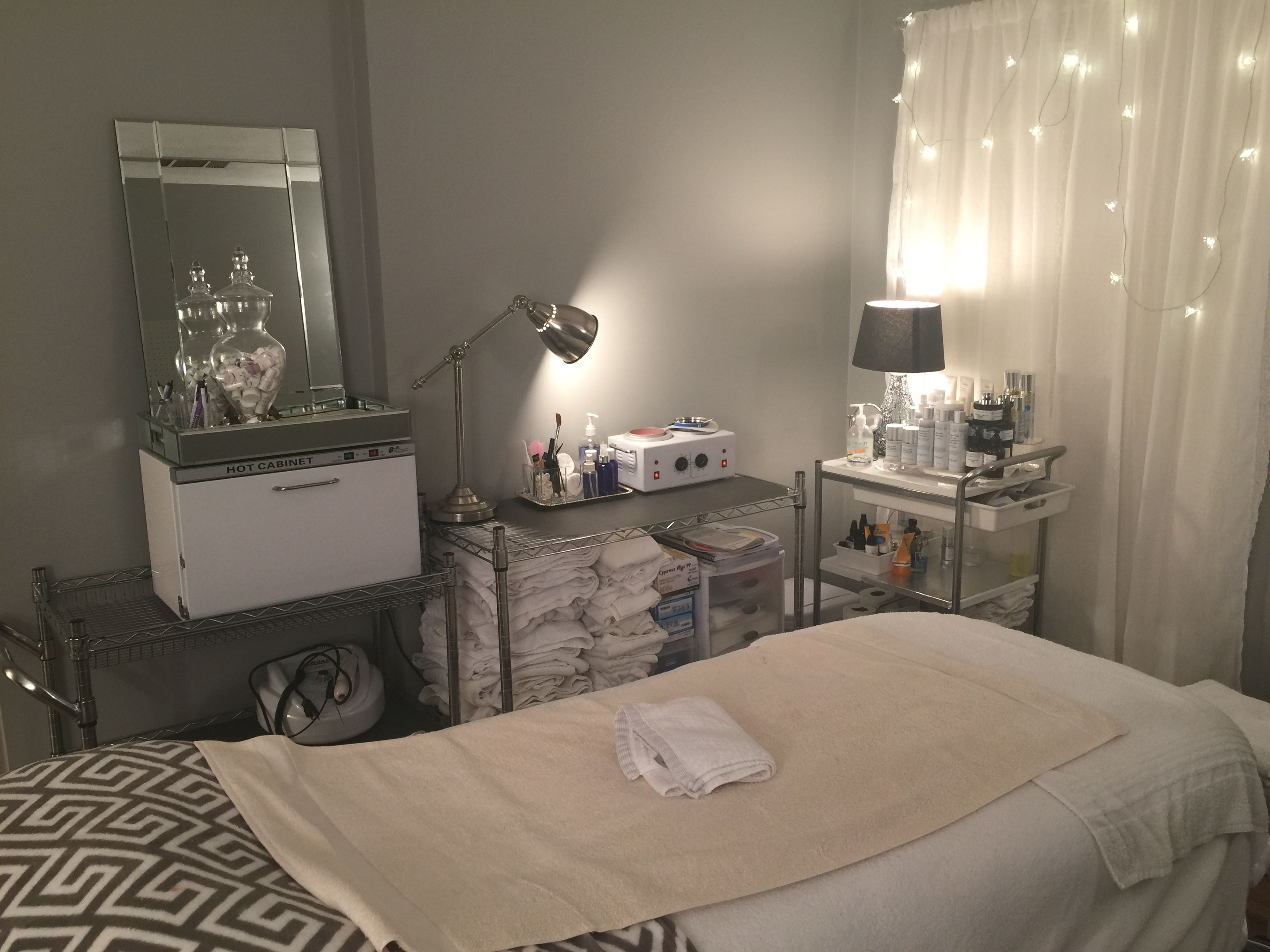 Home Spa Design Ideas: Skincare Studio, Skincare By Kimbella Offers A Variety Of
