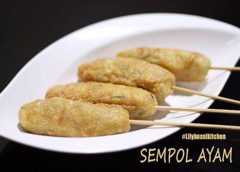 Resep Sempol Ayam Oleh Lilyhusnikitchen Resep Resep Makanan Resep Seafood