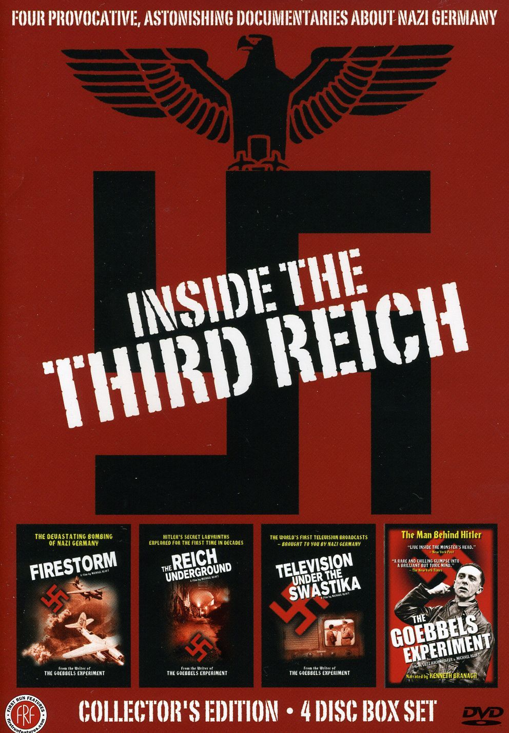 Inside the Third Reich Box Set Inside the Third Reich Box Set (DVD) |
