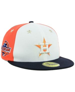 check out 2c19a d2df5 New Era Boys  Houston Astros All Star Game w Patch 59FIFTY Fitted Cap - Blue  6 3 4