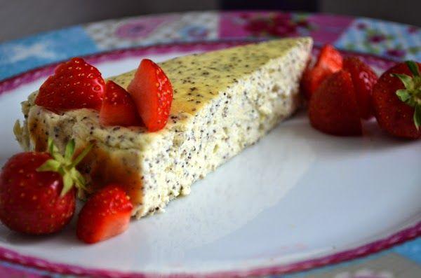 Rezept Gesunder Quark Mohnkuchen Clean Lowcarb Kochen Leben