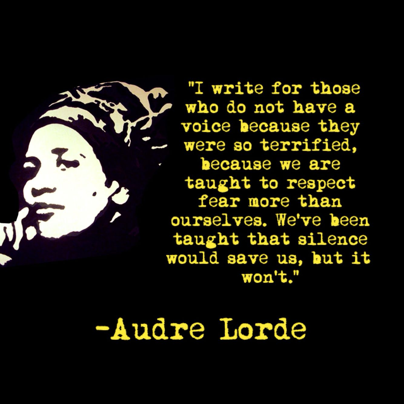 Audre Lorde Quotes Audre Lorde Quote on Women and Feminism | Women's Famous Quotes  Audre Lorde Quotes
