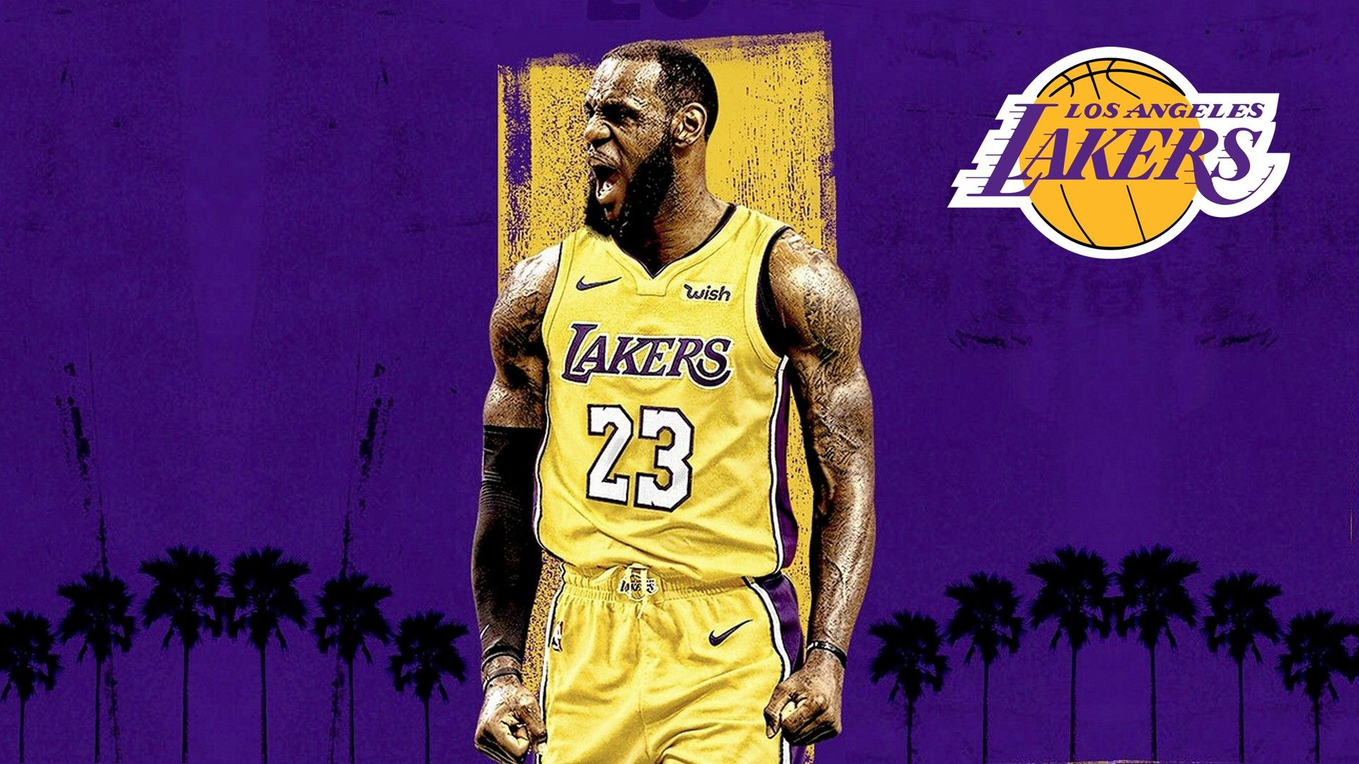 Lebron James Lakers Desktop Wallpapers In 2020 Lebron James Lakers Lebron James Wallpapers Lebron James