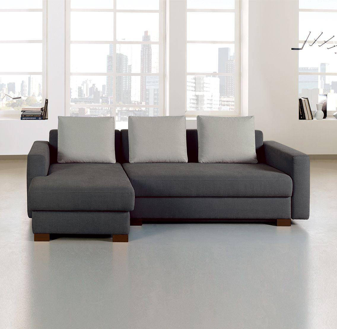 Schlafsofa Mit Recamiere Loop Ikea Ausziehcouch Haus Couch Mobel