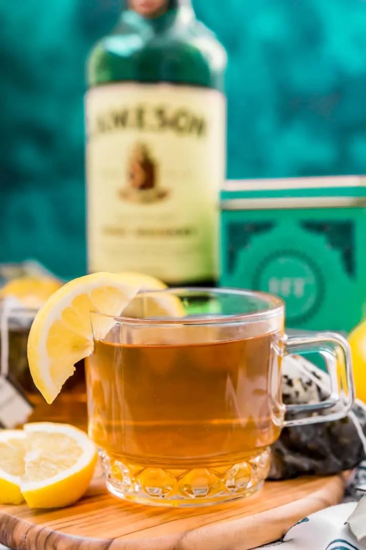 Hot Toddy Cold Remedy Drink Recipe | Sugar & Soul