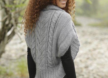 Gri Ajurlu Orgu Bayan Hirka Bayan Hirkalari Fashion Sweaters Pullover