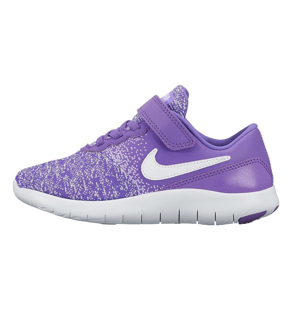 03e1f5351b03 Nike Flex Contact PSV Kids Hyper Grape White